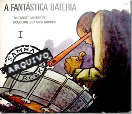 A Fantástica Bateria ?– A Fantástica Bateria - Vol. 1