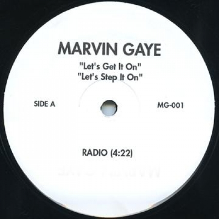 Marvin Gaye ‎- Lets Get It On