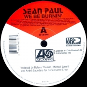 Sean Paul ‎– We Be Burnin