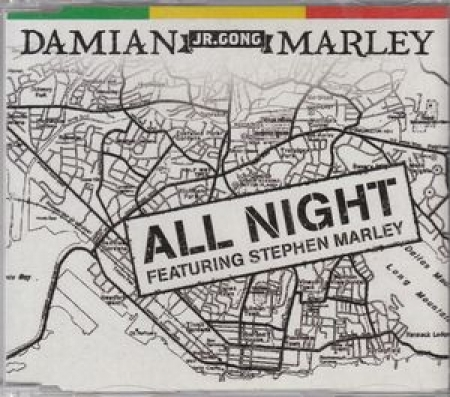 Damian Marley featuring Stephen Marley ‎– All Night