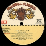 Beenie Man / Sean Paul ‎– Who Am I / Infiltrate