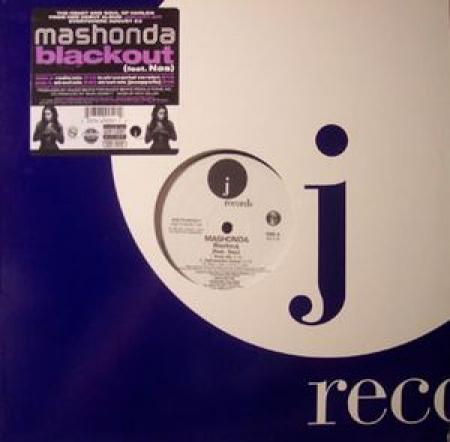 Mashonda Feat. Nas – Blackout