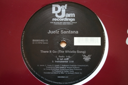 Juelz Santana ?– There It Go (The Whistle Song)