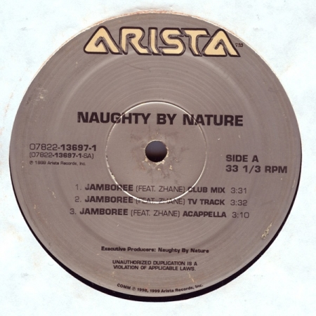 Naughty By Nature Feat. Zhane ‎– Jamboree
