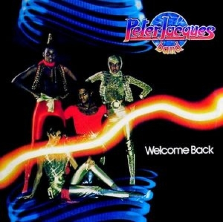 Peter Jacques Band – Welcome Back
