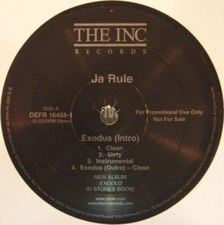 Ja Rule ?– Exodus (Intro) / Me