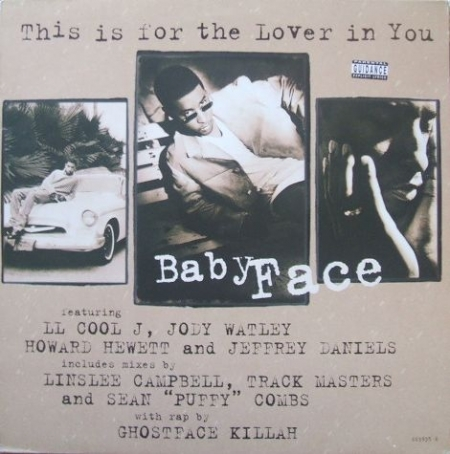 Babyface ‎– This Is For The Lover In You