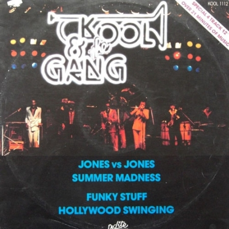 Kool & The Gang ‎– Jones Vs Jones / Summer Madness