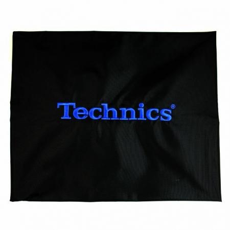 Capa Para Tocadisco MK2 (Preta Escrita Azul)