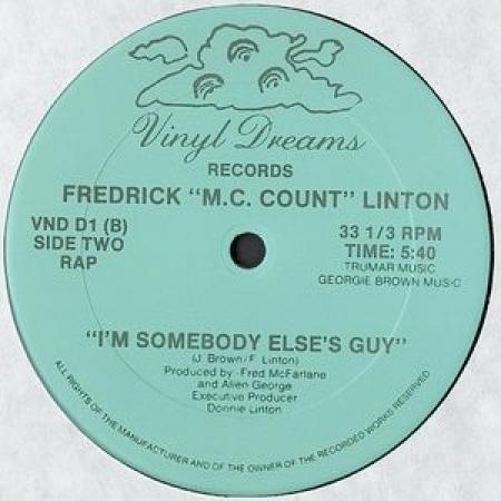 Somebody Elses Guy / Im Somebody Elses Guy