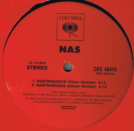 Nas – Nastradamus