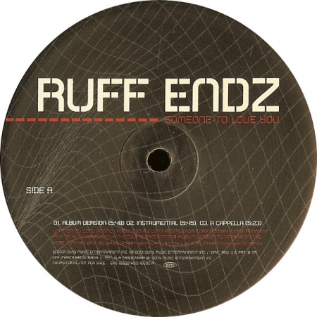 Ruff Endz ‎– Someone To Love You