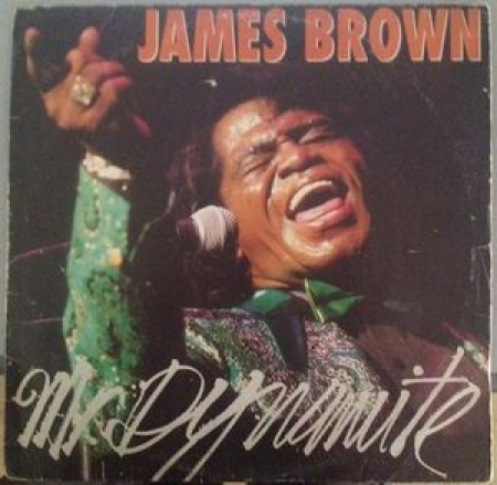 James Brown - Mr. Dynamite