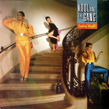 Kool & The Gang ‎– Ladies' Night