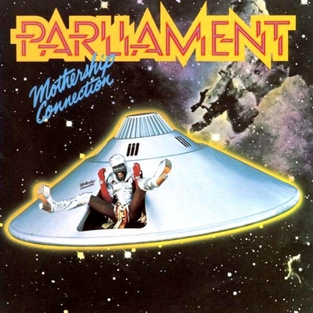 Parliament ‎– Mothership Connection