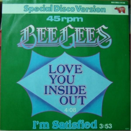 Bee Gees ‎– Love You Inside Out