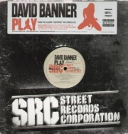 David Banner ‎– Play / Westside