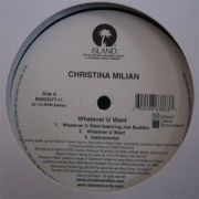Christina Milian ‎– Whatever U Want