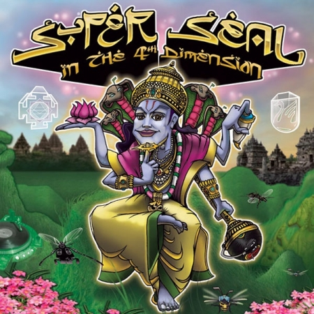 Skratchy Seal – Super Seal In The 4th Dimension