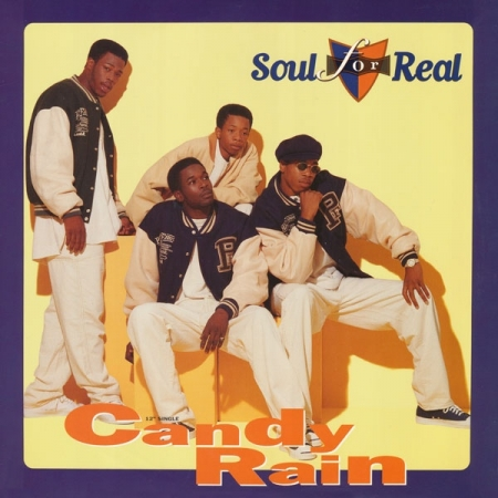 Soul For Real ‎– Candy Rain