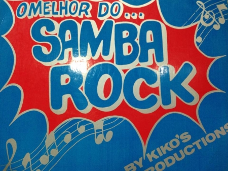 O Melhor do Samba Rock Vol. 04