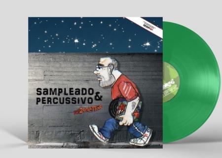DJ Zonattão - Sampleado & Percussivo