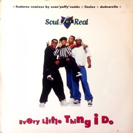 Soul For Real ?– Every Little Thing I Do