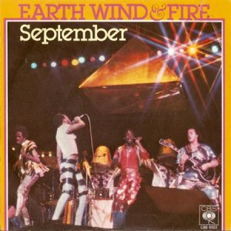 Earth Wind & Fire ‎– September