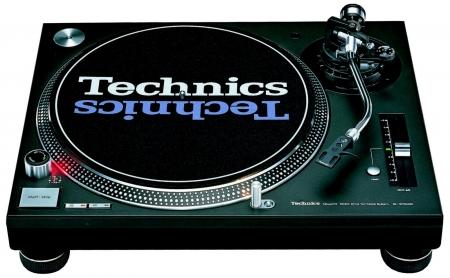 Toca Disco Technics MK3D 1 unidade