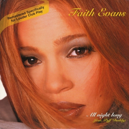 Faith Evans Feat. Puff Daddy ‎– All Night Long