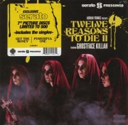 Ghostface Killah & Adrian Younge ‎– Twelve Reasons To Die II Serato Control Vinyl 7'polegada