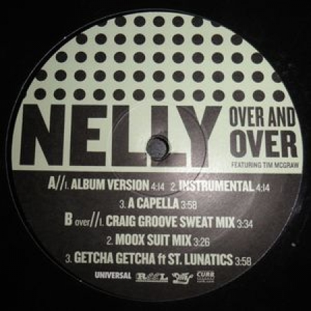 Nelly ‎– Over And Over