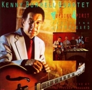 Kenny Burrell Quartet ‎– Guiding Spirit
