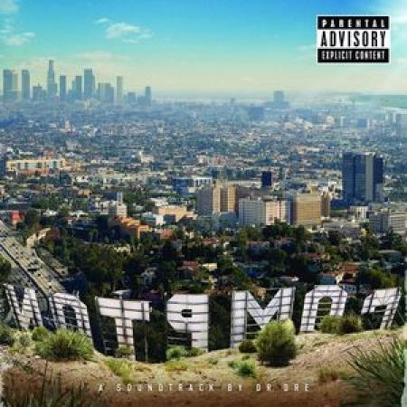 Dr Dre ?– Compton (A Soundtrack By Dr. Dre) LACRADO