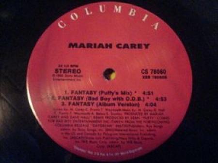 Mariah Carey – thank found