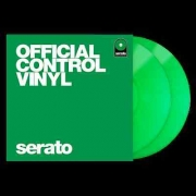 Serato Scratch Live Control Record - Performance Series Verde
