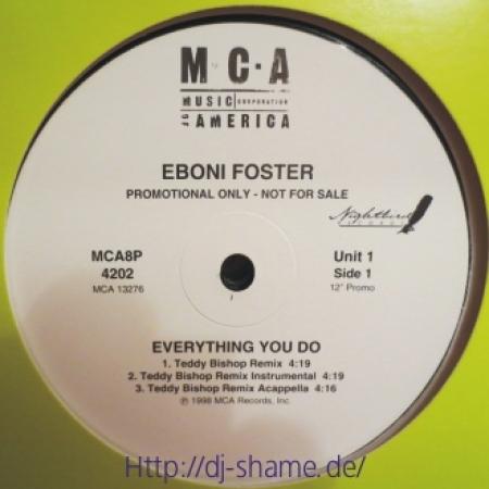 Eboni Foster – Everything You Do