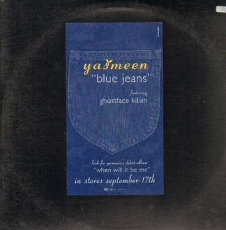 Yasmeen – Blue Jeans (New Club Mixes By Bastone/ Burnz And Mike Rizzo)