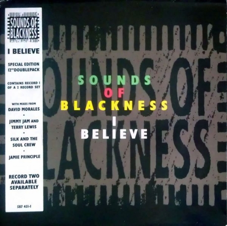 The Sounds Of Blackness ‎– I Believe
