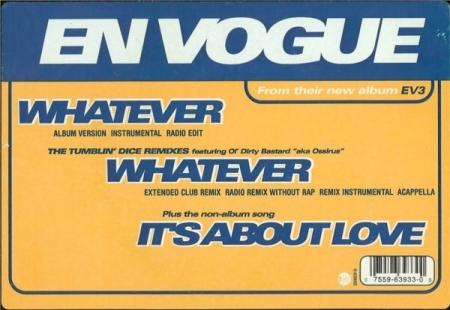 En Vogue – Whatever