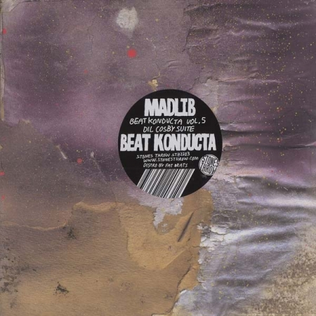 Madlib Beat Konducta ‎– Vol. 5 Dil Cosby Suite