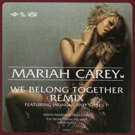 Mariah Carey – We Belong Together (Remix)