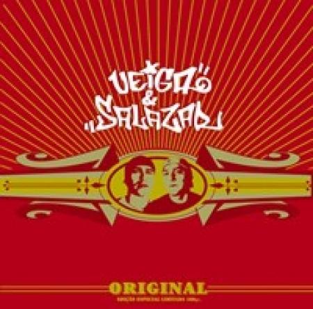 Veiga & Salazar - Original Edição Especial Limitada 160Gr.