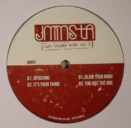 Jam Master – Jam Master Edits Volume 2
