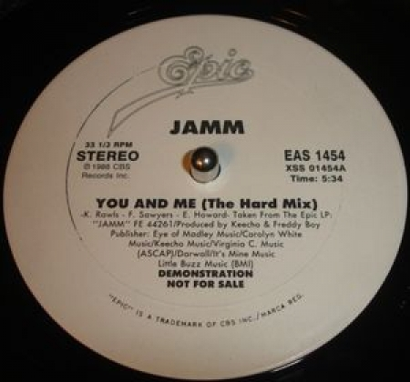 Jamm ‎– You And Me