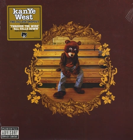 Kanye West ?– The College Dropout