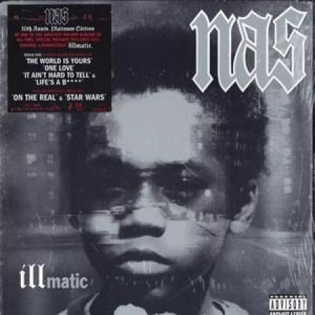 Nas – 10 Year Anniversary Illmatic Platinum Series
