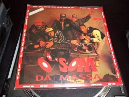 O Som Da Massa - Versão Nacional Vol. 1