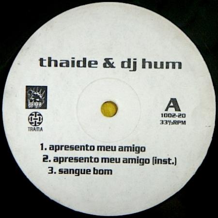 Thaide & Dj Hum - Assim Caminha a Humanidade