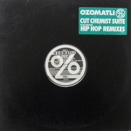 Ozomatli – Cut Chemist Suite
